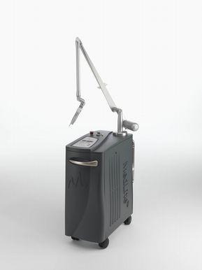 刺青除去・ タトゥー除去・入れ墨除去で使用するレーザー機